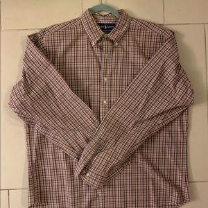 Ralph Lauren button down shirt men's shirt Sx L